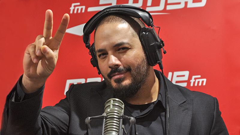 Rami Ayach : Je veux donner l'exemple à ma génération