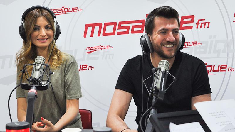 Olfa ben romdhane et Aymen Lessig parlent de leurs nouveautés