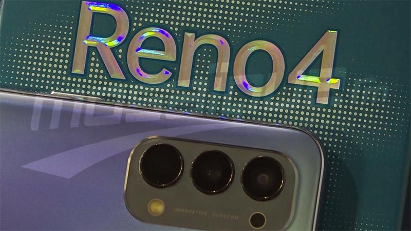 Unboxing du Reno4 et des Enco W51 d'OPPO