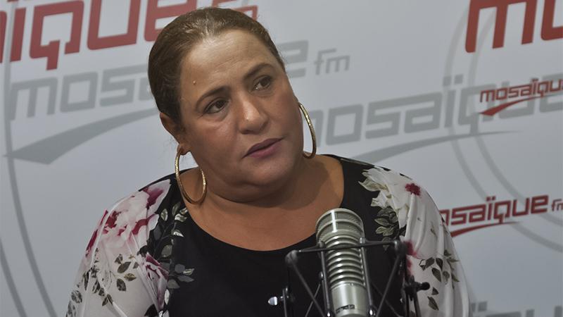 نعيمة الجاني : ''سعدت جدا لزواج منجي بن حفصية''