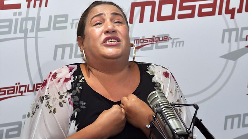 نعيمة الجاني : ''ندمت على كل لحظة ما عديتهاش مع بابا وهو مريض''