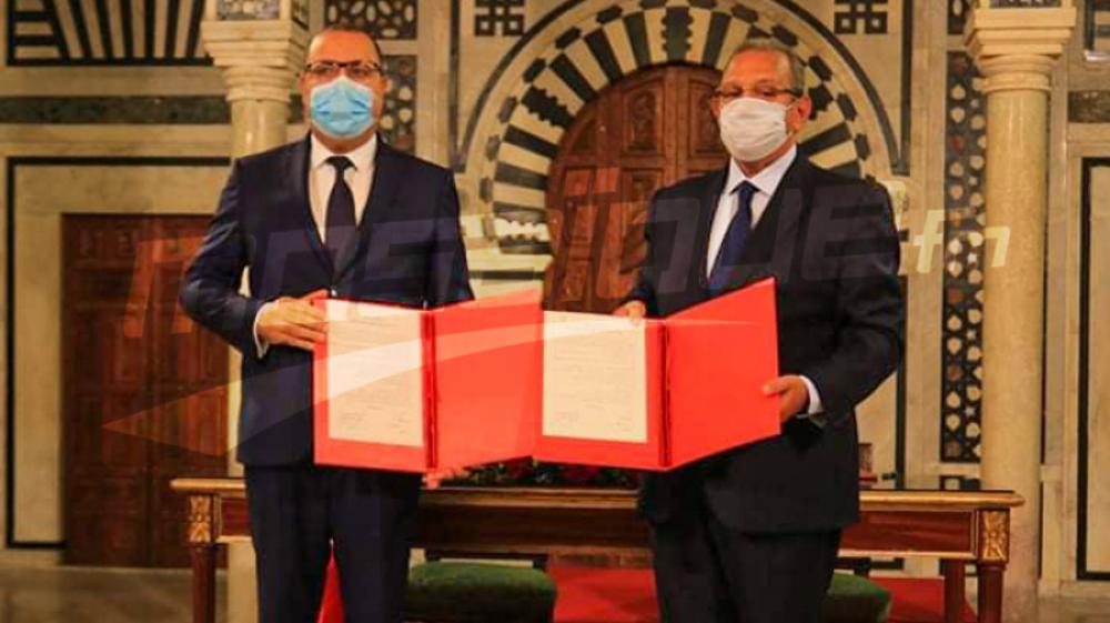 اتفاق بين الحكومة ومنظمة الاعراف لتنفيذ اصلاحات اقتصادية
