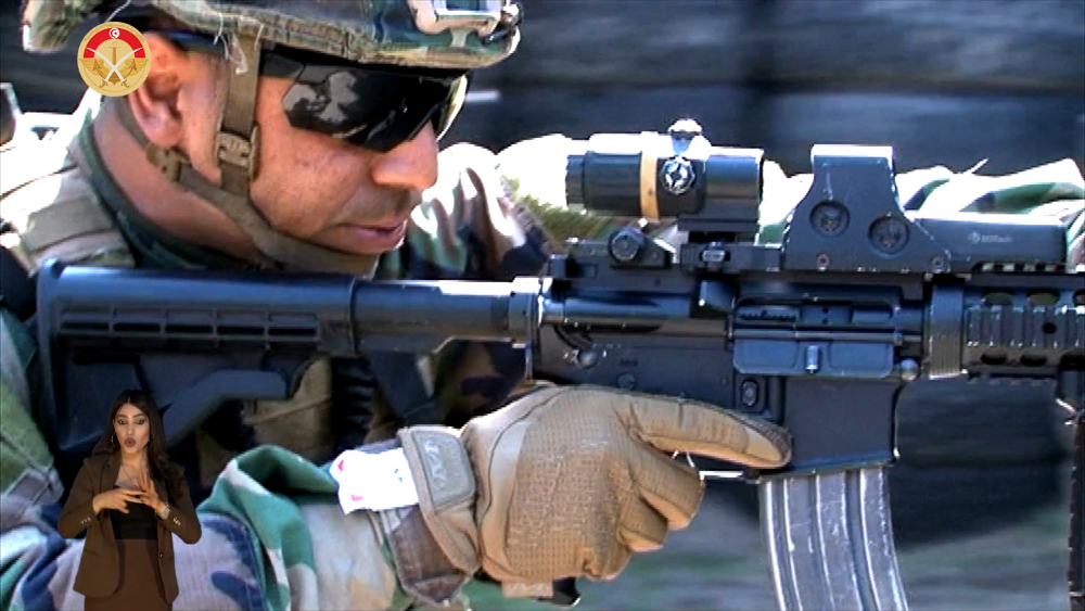 L'armée célèbre son 65 ème anniversaire