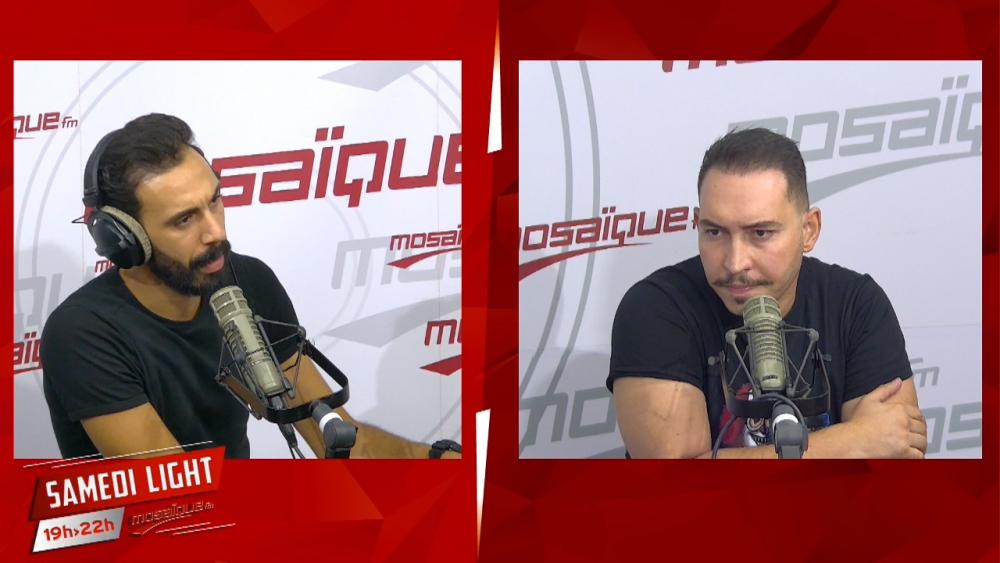 Abdelhamid Bouchnak dans Samedi Light (L'interview intégrale)