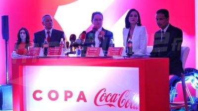 Copa Coca Cola de retour