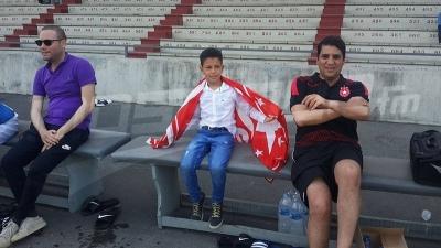 CAF - Ligue Des Champions : Dernière séance d'entrainement de l'ESS à Tanda