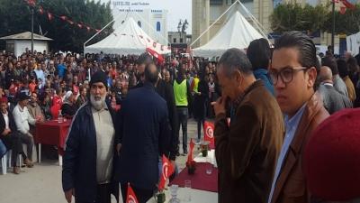 El Jem : les habitants font la fête après la fermeture du point de vente d'alcool