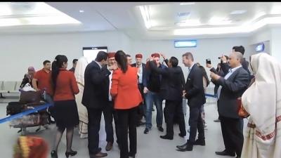 مطار جربة:وفد من لكسمبورغ يضم اعلاميين ووكلاء أسفار