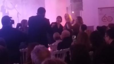 سفيرة كندا بتونس تشطح على 'ربوخ'