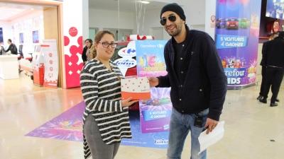 Gagnez beaucoup de cadeaux à l'occasion du 16ème anniversaire de Carrefour