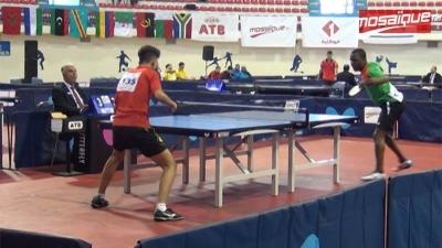 Tennis de Table : 28 édition Championnat d'Afrique des Jeunes