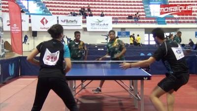 Tennis de Table :Championnat d'Afrique pour les Jeunes