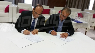 accord de partenariat entre le CSS et l'instance de lutte contre la corruption