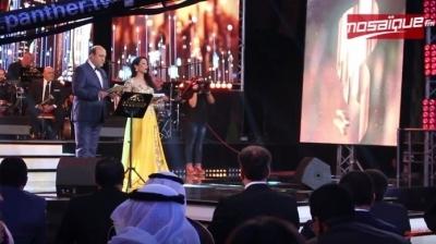 توزيع جوائز الدورة 18 للمهرجان العربي للإذاعة والتلفزيون