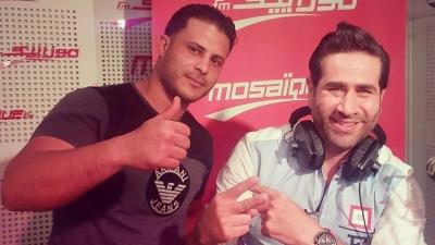 حسين العفريت و حاتم MC SHARK ضيوف شلة أمين