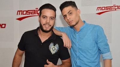 Tarek Baalouche et Emir Tlili devaient jouer les rôles d'Aouled Moufida