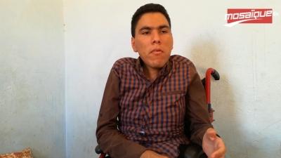 Un bachelier à besoins spécifiques, Mohamed Trabelsi réagit