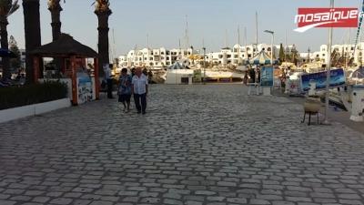 Les commercçants d'El Kantaoui menacent de fermer leurs boutiques