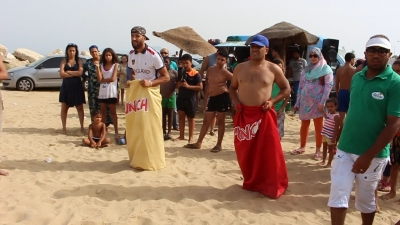 El Kram: Tournée du jus Délices et des boissons Punch