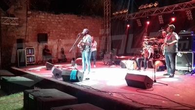 Hereb Medenya de Sabri Mosbah, au festival de Jazz de Tabarka
