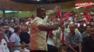 الحزب الدستوري الحر يحتفل بعيد الجمهورية بالطبال و الزكرة
