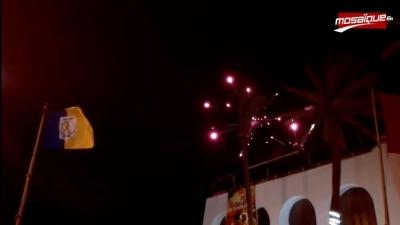 Sousse: Le feu d'artifice est de retour au festival d'Aouessou après une longue absence
