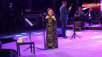 حضور كثيف للجماهير لحفل عدنان الشواشي و هيام يونس بالحمامات