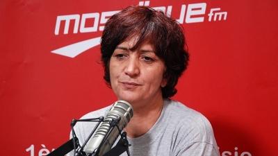 سامية عبّو ليوسف الشاهد: سقط القناع ... لست زعيمنا ولن تكون