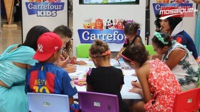 Carrefour organise un concours de dessin dédié aux enfants, 10 tablettes à gagner