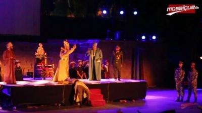 Aïcha et le démon assure au festival de Carthage