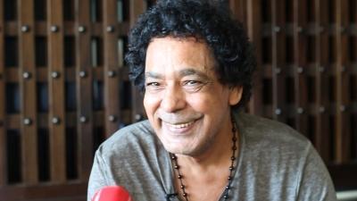 Mohamed Mounir: j'ai créé une renaissance avec ma musique