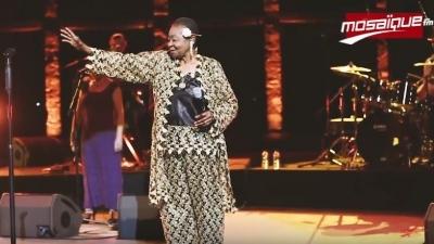 Hammamet: Calypso Rose Chante la Vie et l'Espoir