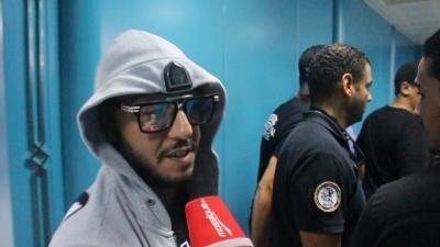 وصول LACRIM إلى مطار تونس قرطاج