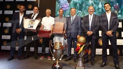 La soirée des champions de l'Espérance S. Tunis
