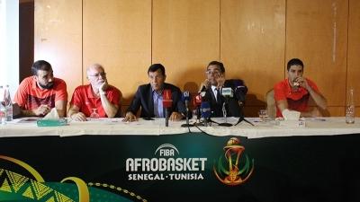 Les préparatifs pour l'Afrobasket 2017
