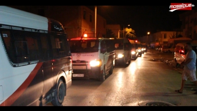 Plusieurs délinquants arrêtés au cours d'une campagne sécuritaire