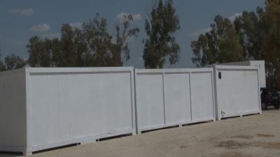 Vidéo : Des tentes installées pour les élèves à Chebika
