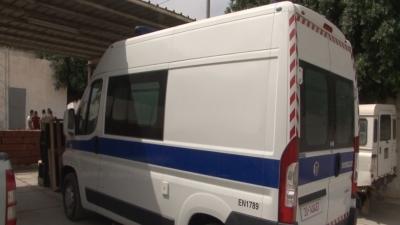 Hôpital de Hajeb Laâyoun: une ambulance équipée, dans le parking depuis 8 mois