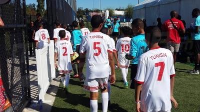 La deuxième journée de la participation tunisienne à Danone Nations Cup