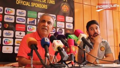 Faouzi Benzarti: je resterai à l'EST