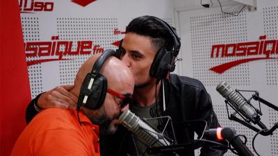 Salem Mr et Jaafer Guesmi se réconcilient dans Noujoum