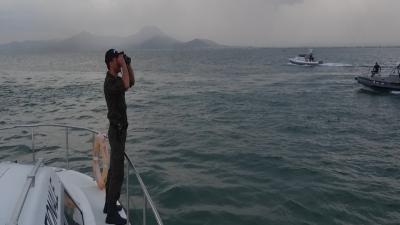 Mosaïque FM participe à une mission des Gardes Côtes