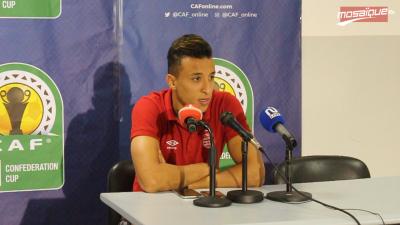 أحمد خليل: نريد الفينال.. نريد أول لقب للافريقي في كأس الكاف