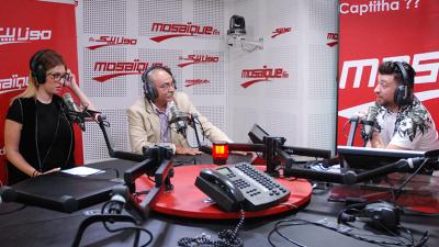 مريم دباغ وعبد الحميد قياس في أول ظهور اعلامي بعد برنامج ''L'Emission''