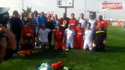 Un match de foot pour la sensibilisation au cancer de prostate