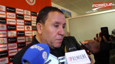 Maaloul: le match sera difficile et notre adversaire n'a rien à perdre