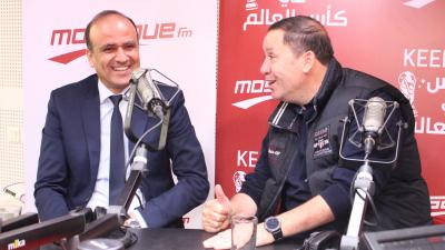Recap Sport : Retour sur le parcours de l'EN avec Nabil Maaloul et Wadii Jarii