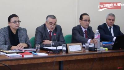 لجنة التشريع العام تستمع لوزير الداخلية