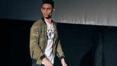 Salem Mr présente 'Moch Normal' pour la 1ère fois à Tunis
