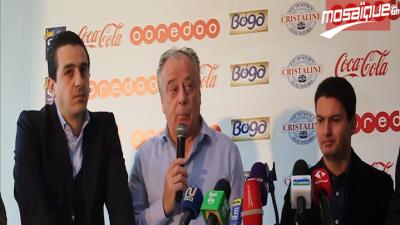 Club Africain : Cérémonie de présentation du nouvel entraineur